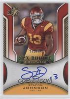 Rookie Signatures - Steve Johnson /140