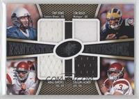 Tony Romo, Mark Sanchez, Tom Brady, Carson Palmer /25