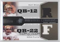 Matt Ryan, Doug Flutie /99