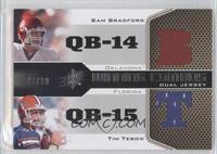 Sam Bradford, Tim Tebow /99