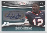 Sean Weatherspoon /50