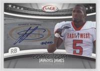 Javarris James /400