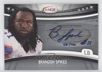 Brandon Spikes /400