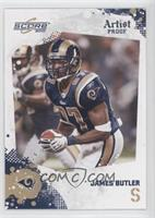 James Butler /32