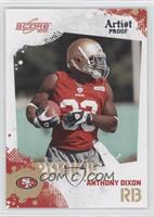 Anthony Dixon /32