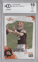 Colt McCoy [ENCASED]