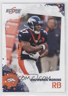 2010 Score #90 - Knowshon Moreno