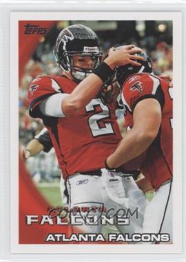 2010 Topps - [Base] #16 - Atlanta Falcons Team