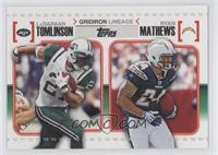 LaDainian Tomlinson, Ryan Mathews
