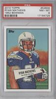Ryan Mathews [PSA 8]