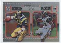 Eric Dickerson, Steven Jackson /99