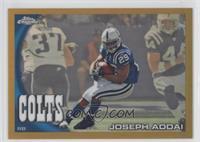 Joseph Addai #41/50