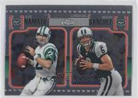 Joe Namath, Mark Sanchez