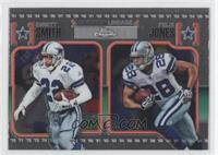 Emmitt Smith, Felix Jones