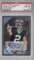 Jimmy Clausen [PSA 10]