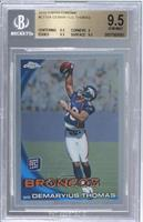 Demaryius Thomas (One-Handed Catch) [BGS 9.5]