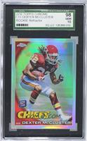 Dexter McCluster (Ball in Right Hand) [SGC 98]