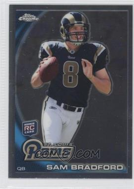 2010 Topps Chrome #C150 - Sam Bradford