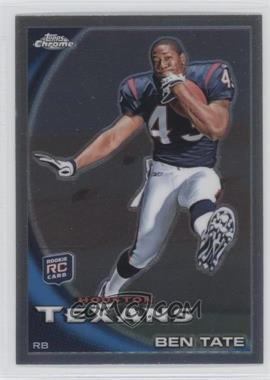 2010 Topps Chrome #C46.2 - Ben Tate (running)