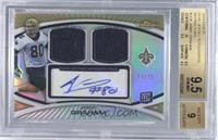Jimmy Graham /75 [BGS 9.5]