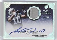 Armanti Edwards /20