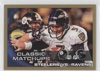 Classic Matchups Steelers vs. Ravens /2010