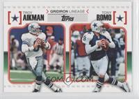 Troy Aikman, Tony Romo