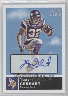 2010 Topps Magic Autographs [Autographed] #210 - Toby Gerhart