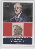 Franklin D. Roosevelt /25
