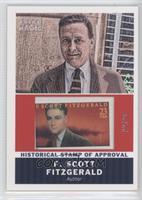 F. Scott Fitzgerald /25