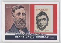 Henry David Thoreau /25