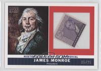 James Monroe /25