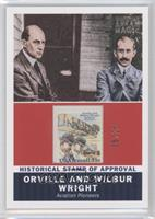 Orville and Wilbur Wright /25