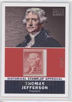 Thomas Jefferson /25