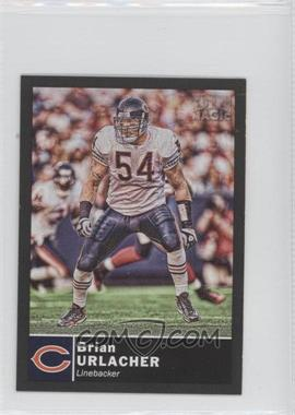 2010 Topps Magic Mini Black #131 - Brian Urlacher