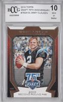 Jimmy Clausen [ENCASED]