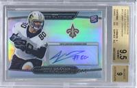 Jimmy Graham /999 [BGS 9.5]