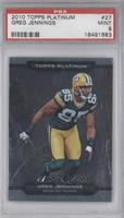 Greg Jennings [PSA 9]