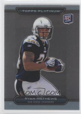 2010 Topps Platinum #36 - Ryan Mathews
