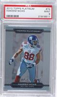 Hakeem Nicks [PSA 9]