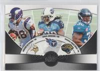 Adrian Peterson, Chris Johnson, Maurice Jones-Drew