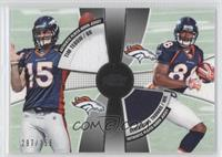 Tim Tebow, Demaryius Thomas /355