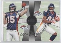 Tim Tebow, Demaryius Thomas