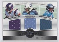 Adrian Peterson, Chris Johnson, Maurice Jones-Drew /199