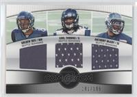 Golden Tate, Earl Thomas, Anthony McCoy /199