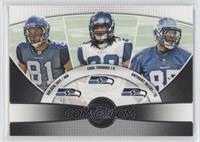 Golden Tate, Earl Thomas, Anthony McCoy