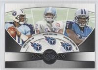 Vince Young, Justin Gage, Damian Williams
