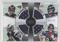 Sam Bradford, Tim Tebow, Eric Decker /175