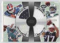 Ricky Williams, Taylor Price /124
