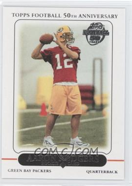 2010 Topps Rookie Reprints #431 - Aaron Rodgers